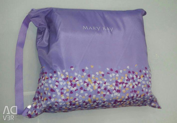 Дорожній набір: подушка, плед, сумка