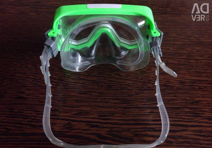 Επαγγελματική μάσκα για ψαροντούφεκο για παιδιά