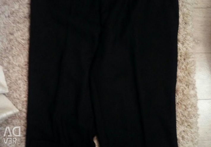 New men's trousers with a label p. 58, height 182