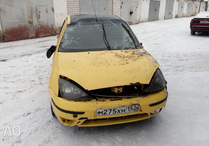 Розбираю ФОРД ФОКУС 1