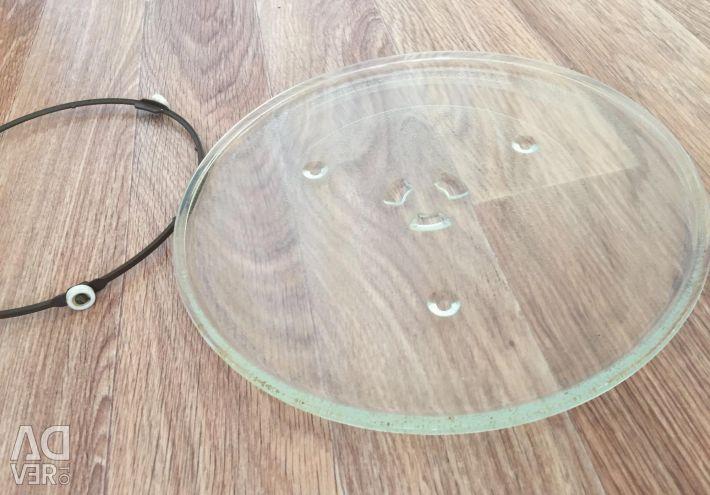 Γυαλί για μικροκύματα