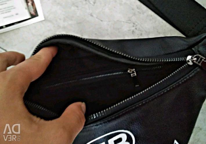 Waist Bag Metallic