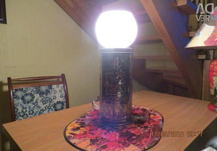 TEMPLE LAMPA
