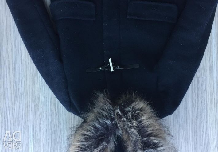 Winter coats Zara kids girl 4-5 years old