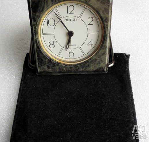 Ceas de alarmă Seikosha Folding Japan 1980