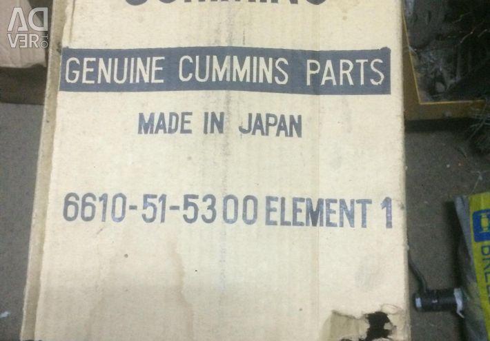 Komatsu filter