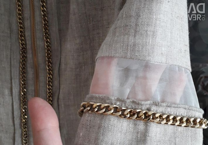 Brand linen suit