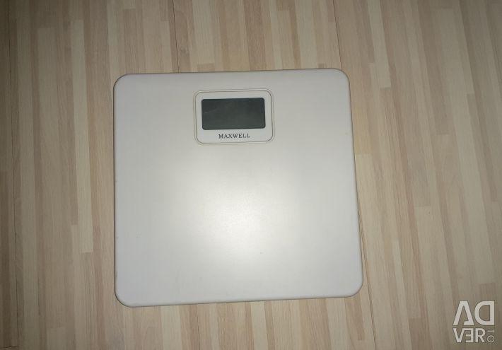 Floor scales Maxwell MW-2655