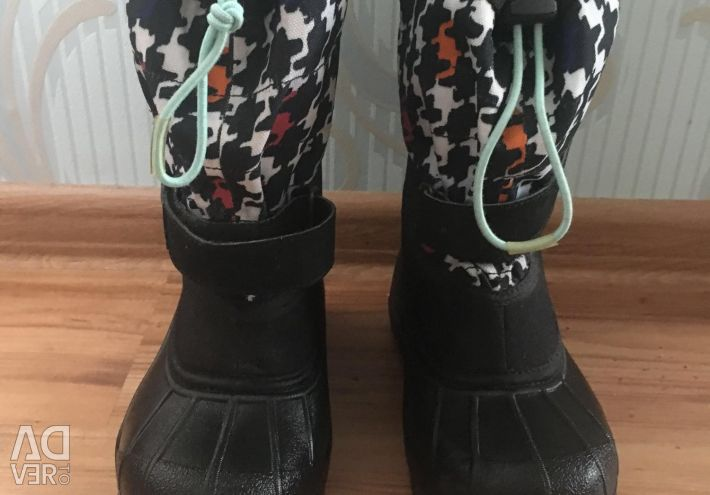 Colambia boots