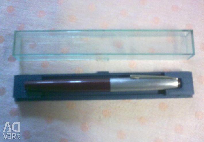 MZPP ball pen in a case. THE USSR.
