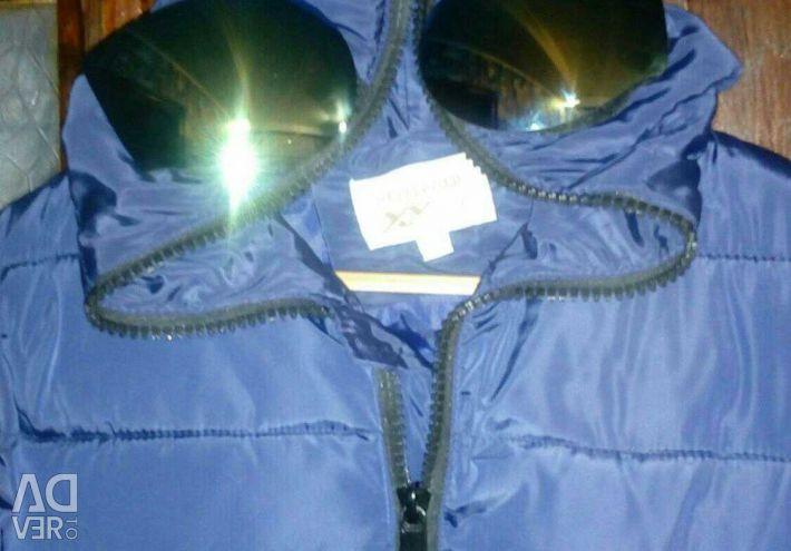 Γυάλινο σακάκι με γυαλιά