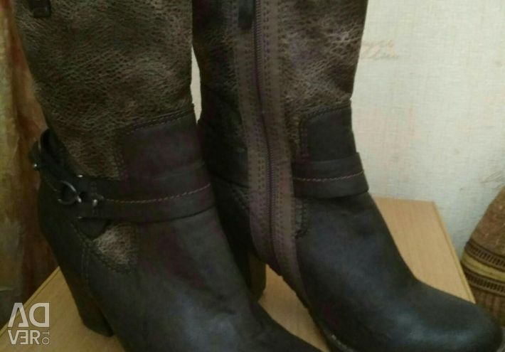 New boots, Germany