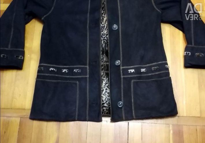 Short coat demi-season 48-50r