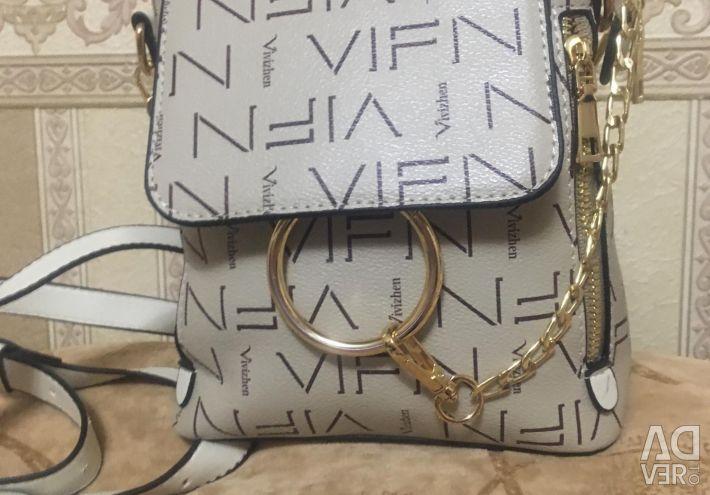 Bag backpack new mini