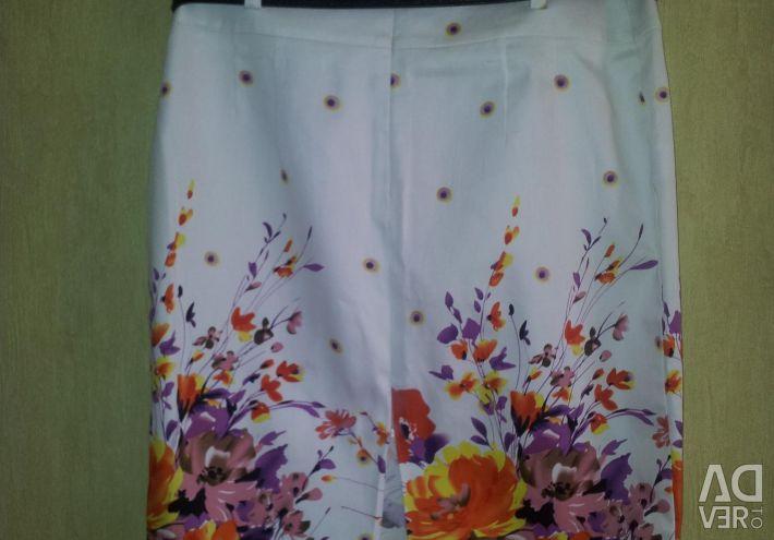 Λευκή φούστα με λουλούδια, σελ.44