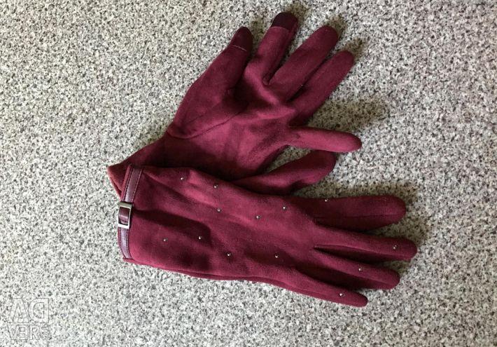 Mănuși sensibile