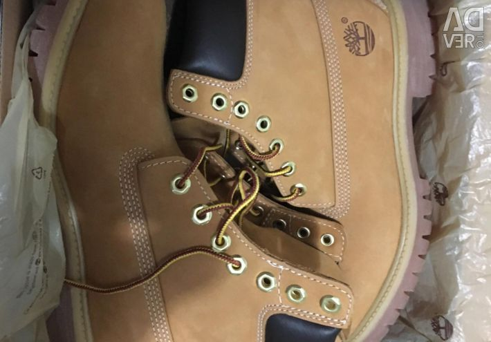 New timberland boots original