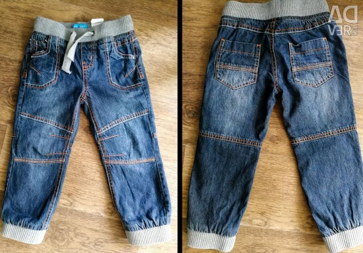 Funday Jeans căptușite ca nou
