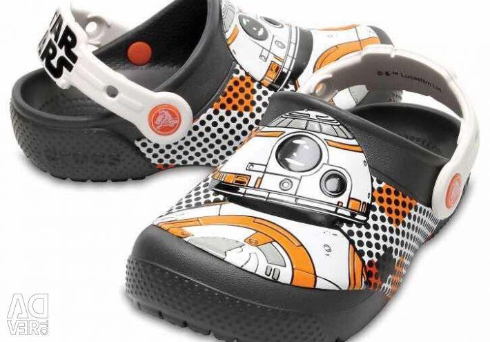 New Crocs (crocs) J1 (Star Wars)