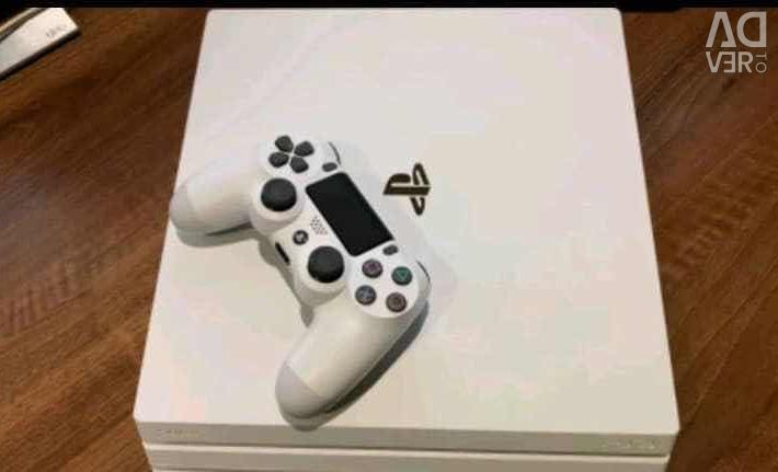PS4 white pro