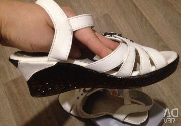 Sandale (piele) rr.32