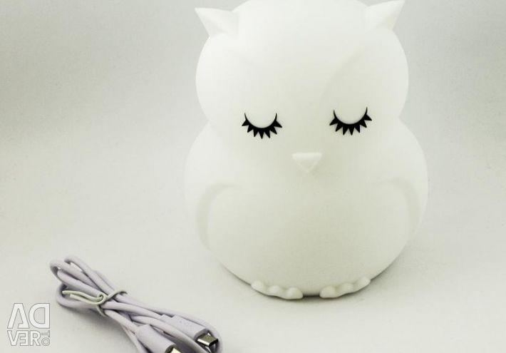 Светильник USB Совeнок
