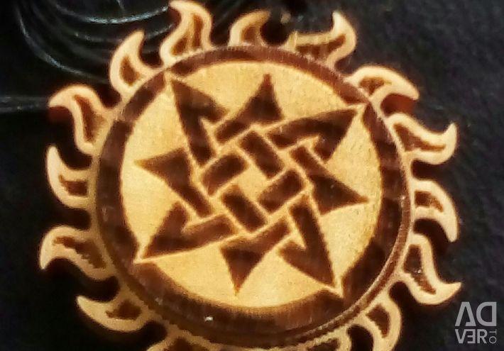 Slavic charm Star of Lada
