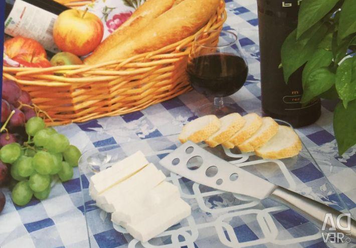 Набор для сыра новый