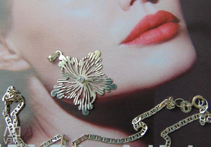 925 ασημένια κρεμαστή αλυσίδα