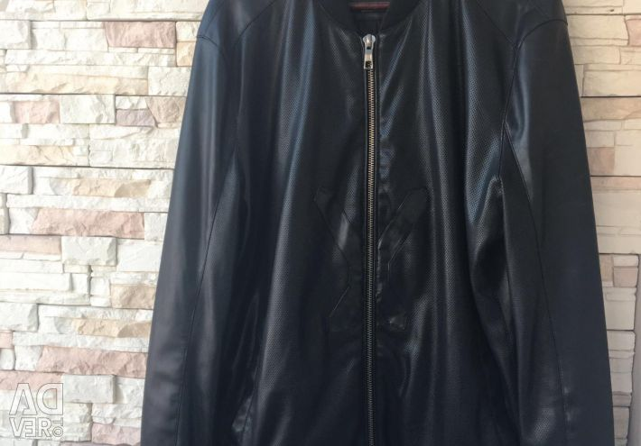 Jacket Perf leather 50-52 size