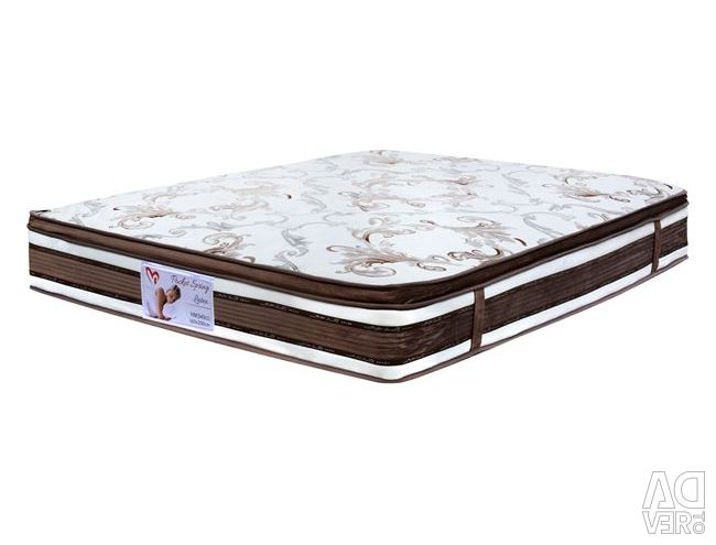 Latex mattress with Pocket Spring 160x200