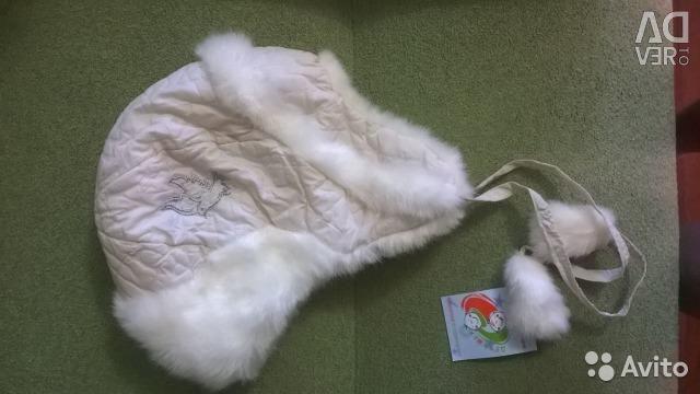 Winter hat for girls, new