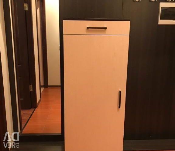 Apartment, 1 room, 52 m²