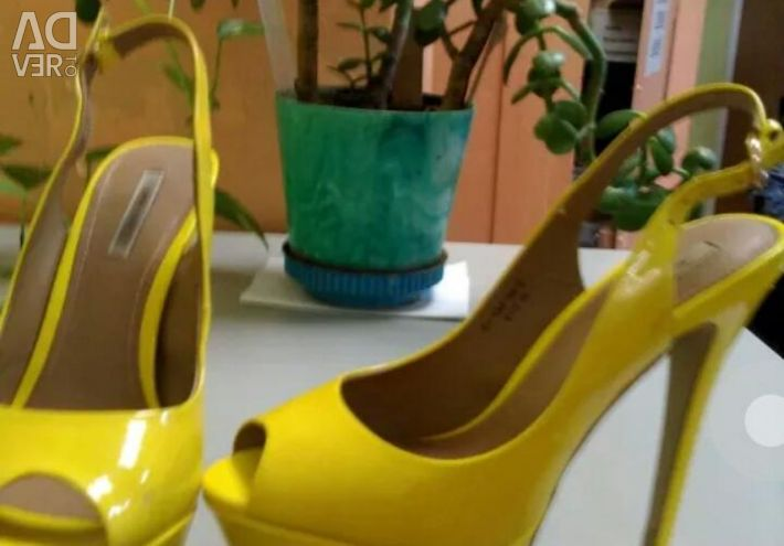 Shoes natures. (company Paulo Conte) p.38