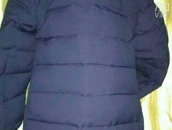 Stylish, high-quality, new coat-jacket-parka