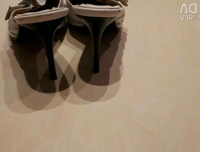 Туфли 👠 коженные раз 38-39