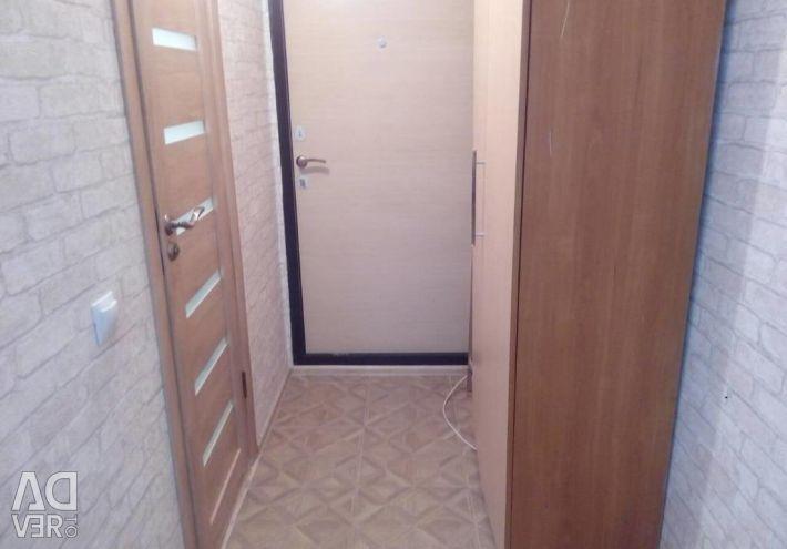 Apartment, 1 room, 19 m²