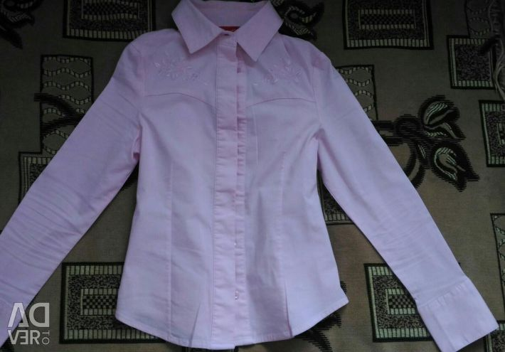 Blouse for girls size 128