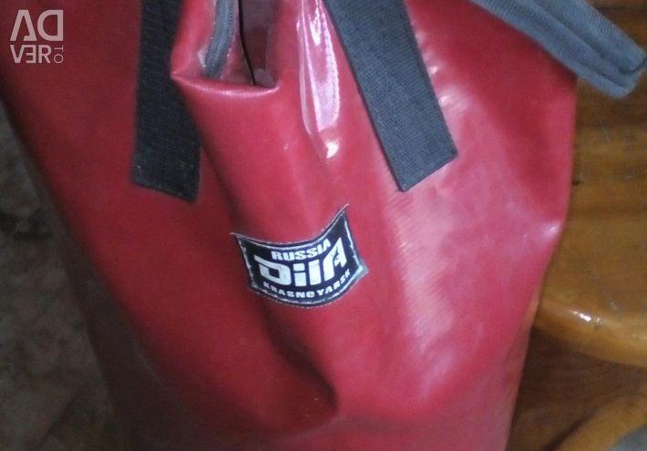 Good punching bag.