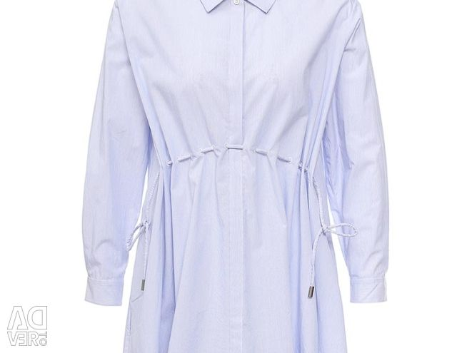 Новое платье - рубашка French Connection