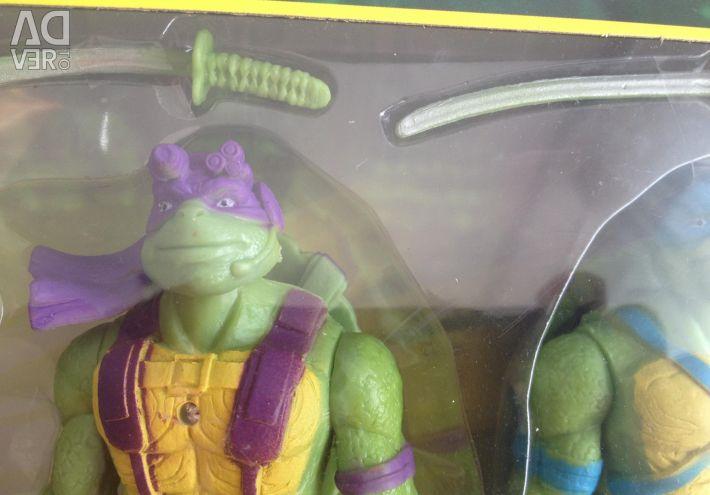 Teenage Mutant Ninja Kaplumbağalar