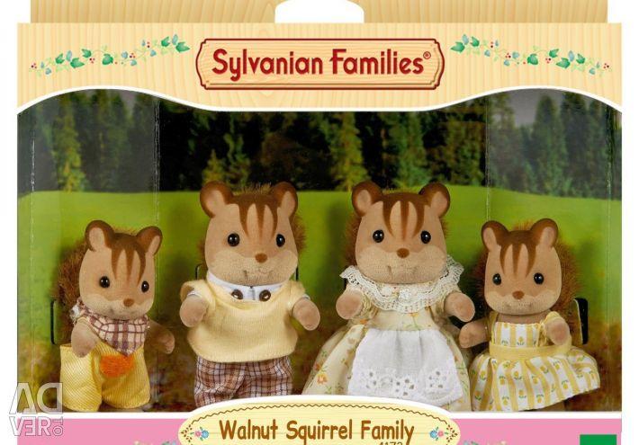 Σιλβανικές οικογένειες Πρωτεΐνη Οικογένεια Νέα