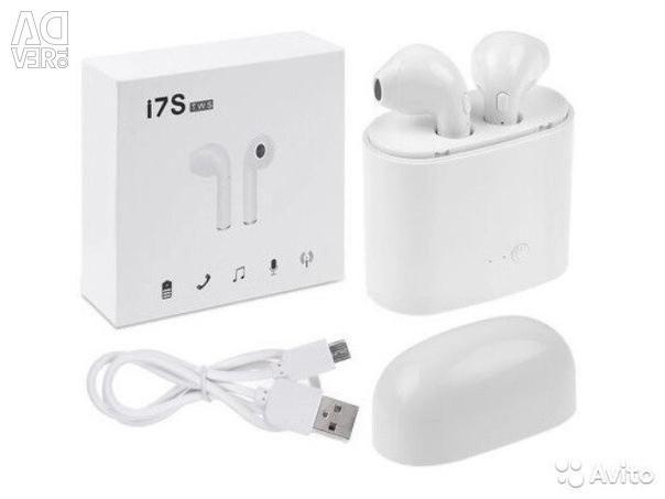 Беспроводные Bluetooth наушники HBQ-i7 tws