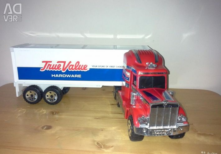 Buddy l adevărat hardware cu camion transportator sonic