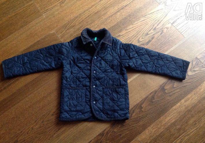 Куртка стеганная Benetton