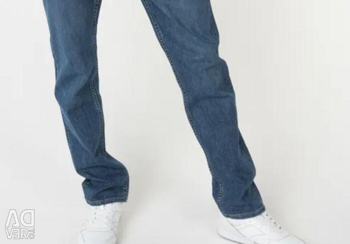 LEE kot pantolon