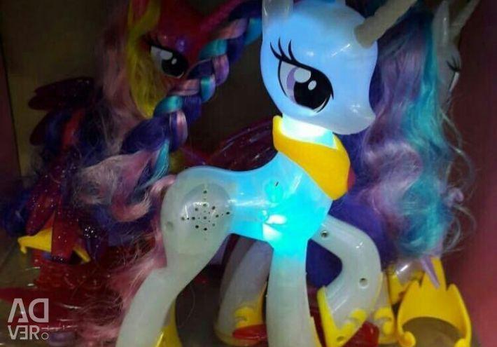 Pony Princess Celestia