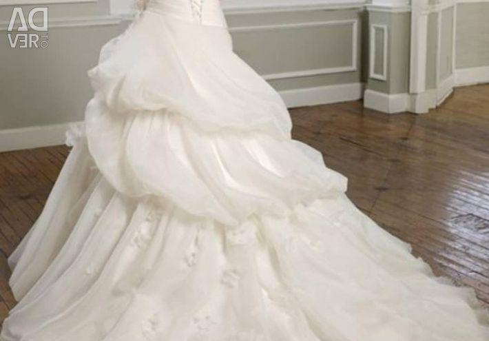 Νέο γαμήλιο φόρεμα!