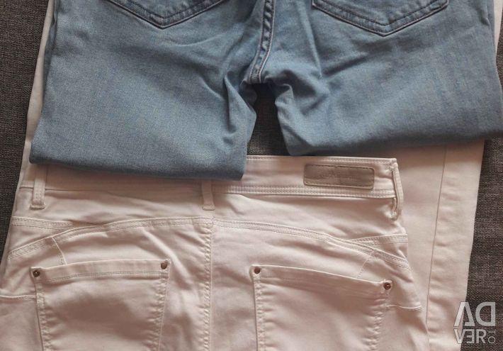 Jeans (Stradivarius, PuLl & BEAR)