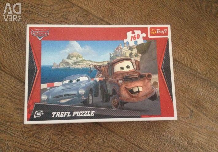 Lightning McQueen Puzzles